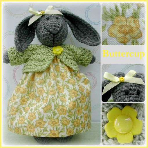 Buttercup Collage