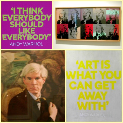 Warhol 3 Collage