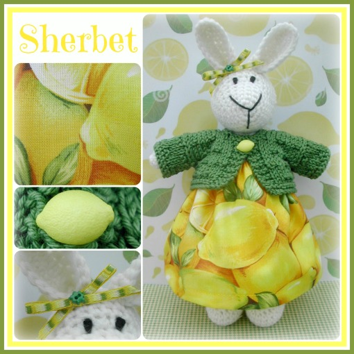 Sherbet Collage